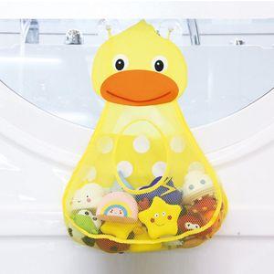 Baby Badewanne Toy Mesh Duck Aufbewahrungstasche Organizer Halter Badezimmer Organizer