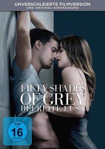 Fifty Shades of Grey #3 (DVD) Min: 118DD5.1WS    Befreite Lust