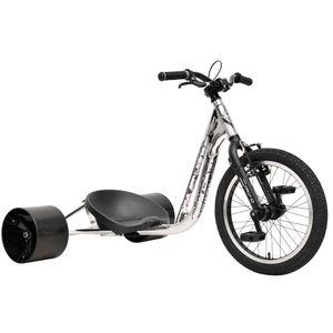 Triad Counter Measure 3 Trike Drifter Fahrzeug Funfahrzeug Dreirad 18 Zoll Kinderfahrzeug Kinder 7 - 12, Farbe:electro chrome