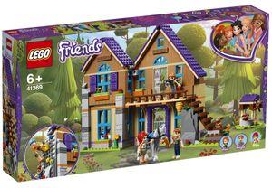 LEGO® Friends Mias Haus mit Pferd, 41369