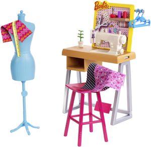 Barbie Berufe Fashion Design Studio