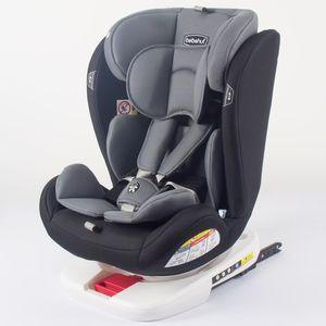 Kindersitz Autokindersitz Gruppe 0+1/2/3 (0-36 kg/0-12 Jahre) mit ISOFIX ECE R44/04