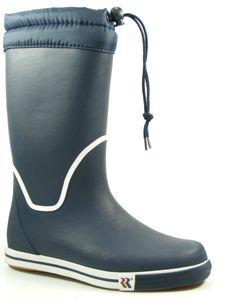 Romika 34004-525 Jeanie Boot Damen Herren Gummistiefel , Schuhgröße:40, Farbe:Blau