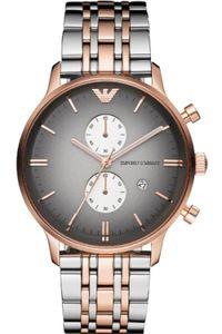 Emporio Armani Herren Chronograph Armband Uhr AR1721