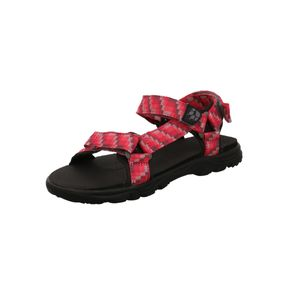 Jack Wolfskin Mädchen Trekking-Sandale SEVEN SEAS 2 SANDAL G tropic pink, Größe:29