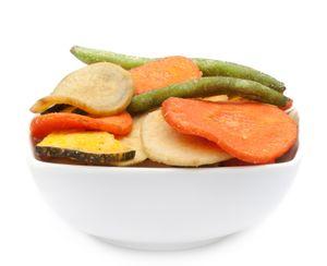 Vegetable Chips - Knackige Gemüsechips Mischung - Vorratspackung 1,4kg