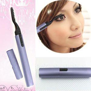 Elektrische Stift Stil beheizten Eyelash Curler Schönheit Augen Wimpern Maker dauerhafte Make-up