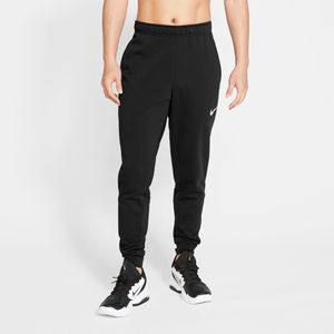 Nike M Nk Dry Pant Taper Flc Black/White S