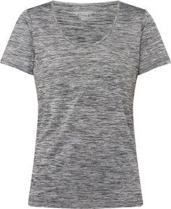 ENERGETICS Da.-T-Shirt Gaminel BLACK/MELANGE 40