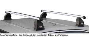 Dachträger Menabo Tema VW Volkswagen Caddy ab 2004 Aluminium