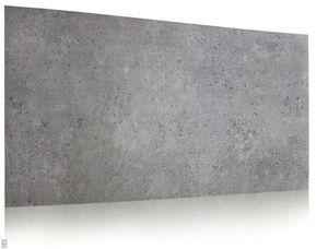 Platte Betonimitat BETONDESIGN Wandpaneele Betonplatte Wandverkleidung dunkle BETONWAND IMITATION Polystyrol (0,5qm)