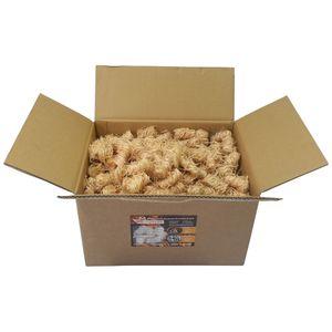 Kaminanzünder Premium Zündfüchse 6,5 kg (ca. 500 Stück) Holzwolle Anzünder Grillanzünder Bioanzünder