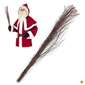 Nikolaus-Rute, Weihnachtsmann-Rute, Reisig