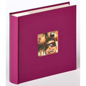 Walther Fun violett        10x15 200 Fotos Memo Einsteck   ME110Y