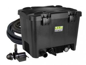 TIP WDF 20000 UV 18 Mehrkammer-Teichaussenfilter (max. Teichvolumen 20.000l)