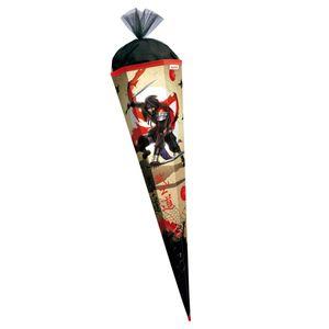 Roth Motivschultüte Ninja sechseckig