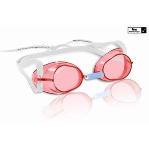 Malmsten Schwedenbrille - getönt, Farbe:rot