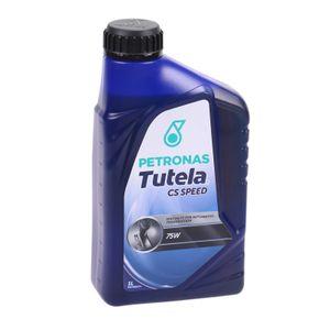Petronas Tutela Getriebeöl Automatik Öl CS Speed SAE 75W Fiat 9.55550-SA1 CTR. N°F005.F98 MS-90030-H1 1L 1 Liter