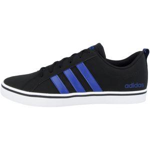 adidas Core Herren Freizeit-Sport-Fitness-Schuhe Retro Sneaker VS Pace schwarz, Größe:46