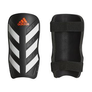 adidas Performance Schienbeinschützer Everlite schwarz weiß rot, Größe:L (175-185)