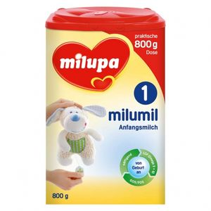 Milupa Milumil 1 Anfangsmilch, 800g, 1 x 800g