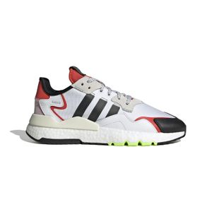 adidas Nite Jogger Mode-Sneakers Weiß EH1293