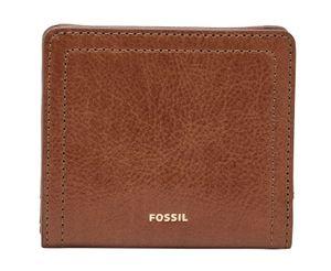 FOSSIL Logan RFID Small Bifold Brown