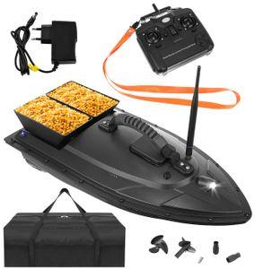 Ferngesteuertes Boot Fischköder Boot 1-2 kg Beladung  300-500m Fernbedienung 9775, Größe:1000g