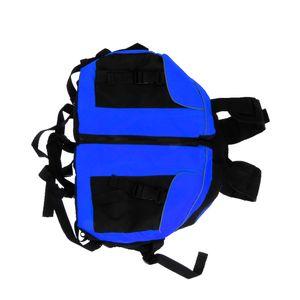 Kanu Kajak Aufblasbar Blau Floß Rettungsweste Schwimmweste Boot-Rafting