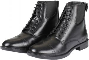 HORKA stall-/Reitschuhe Jophur Deluxe Leder schwarz Größe 43