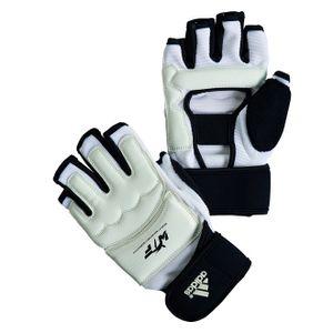 adidas Taekwondo weißen Handschuhe Größe S