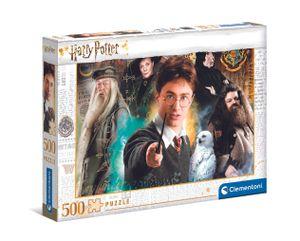 Clementoni 35083 Harry Potter 500 Teile Puzzle