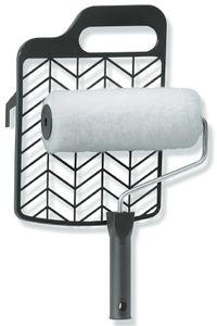 WESTEX Mallerroller-Set Vestan 2-teilig Polyester 210 mm