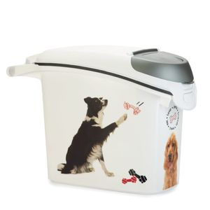 Curver Tierfutterbehälter Hund 15 L