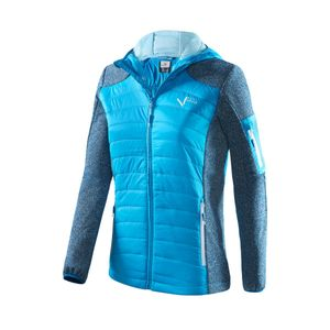 BLACK CREVICE - Damen Hybridjacke | Farbe: Blau | Größe: 40