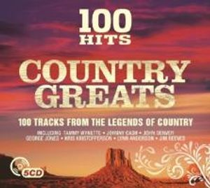Various-100 Hits-Country Greats