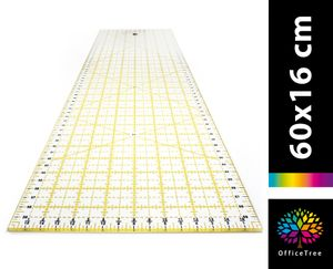 OfficeTree Universal-Lineal Quilt 60x16cm