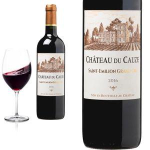 2016 Saint Emilion Grand Cru von Château du Cauze - Rotwein