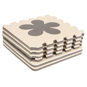 12 PCS  Puzzlematte Bodenmatte Spielmatte Schutzmatte Kinderteppich Krabbelmatte Mickey
