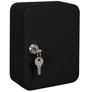 Kreator Schlüsselkasten 20x16x9 cm Schlüsselschrank Schlüsselsafe für 20 Schlüssel