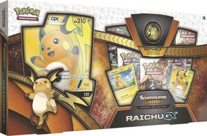 Pokémon - Schimmernde Legenden Spezial-Kollektion: Raichu-GX