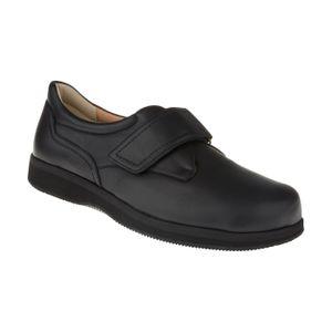 Natural Feet Herren Orthopädie Klaas | Weite L | für Einlagen Größe: 111/2, Farbgruppe: schwarz