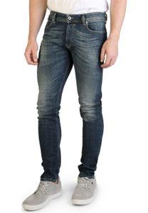 Diesel -BRANDS - Bekleidung - Jeans - TROXER-L32-00SYID-R9CG6-01 - Herren - Blau - 32