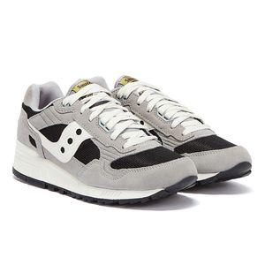 Saucony Shadow 5000 Vintage Grau / Schwarz Herren Sneakers