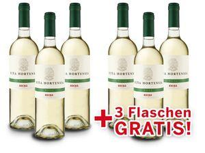 Viña Hortensia Rioja Preferido Vorteilspaket - Spanien (6x 0,75l) Weißwein trocken