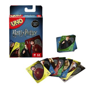 1xUNO Kartenspiel ,Harry Potter,für Kind / Freund / Familie