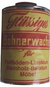 Dr.Weber`s Flüssiges Bohnerwachs - 1000 ml