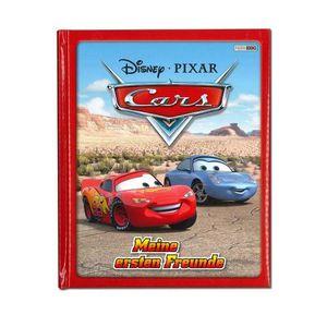 Cars Freundebuch Freundschaftsbuch Disney Pixar Lightning McQueen