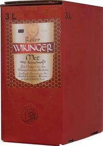 Roter Wikinger Met mit Kirschsaft 3,0 L 6% Vol.Alk.