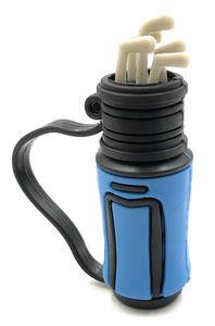 Onwomania Blaue Golftasche Golf Sport Bag Funny USB Stick 8 GB USB 3.0